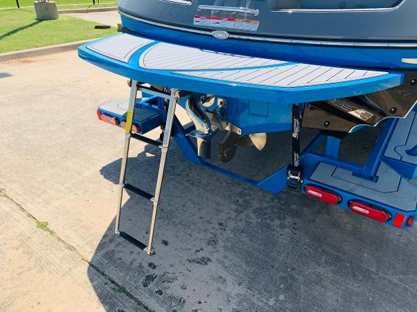 2021 Nautique boat for sale, model of the boat is Super Air Nautique 230 & Image # 7 of 53