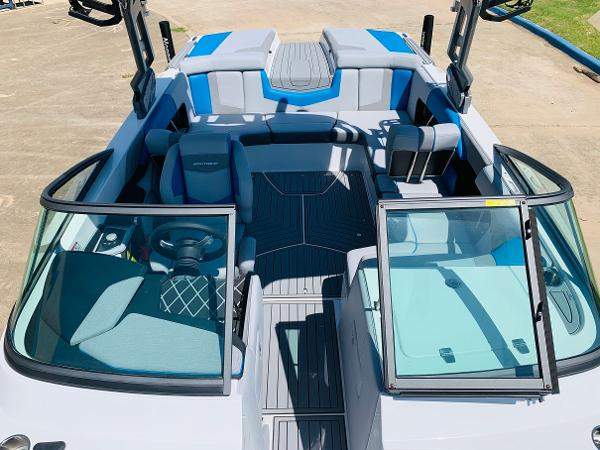 2021 Nautique boat for sale, model of the boat is Super Air Nautique 230 & Image # 17 of 53