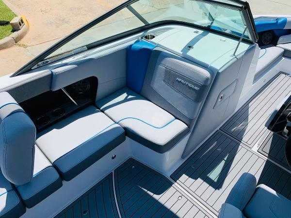 2021 Nautique boat for sale, model of the boat is Super Air Nautique 230 & Image # 18 of 53