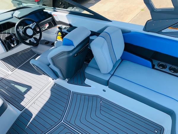 2021 Nautique boat for sale, model of the boat is Super Air Nautique 230 & Image # 21 of 53