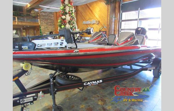 2021 Caymas CX18SS thumbnail