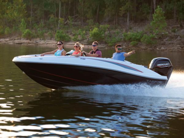 2022 Tahoe boat for sale, model of the boat is T16 & Image # 1 of 1