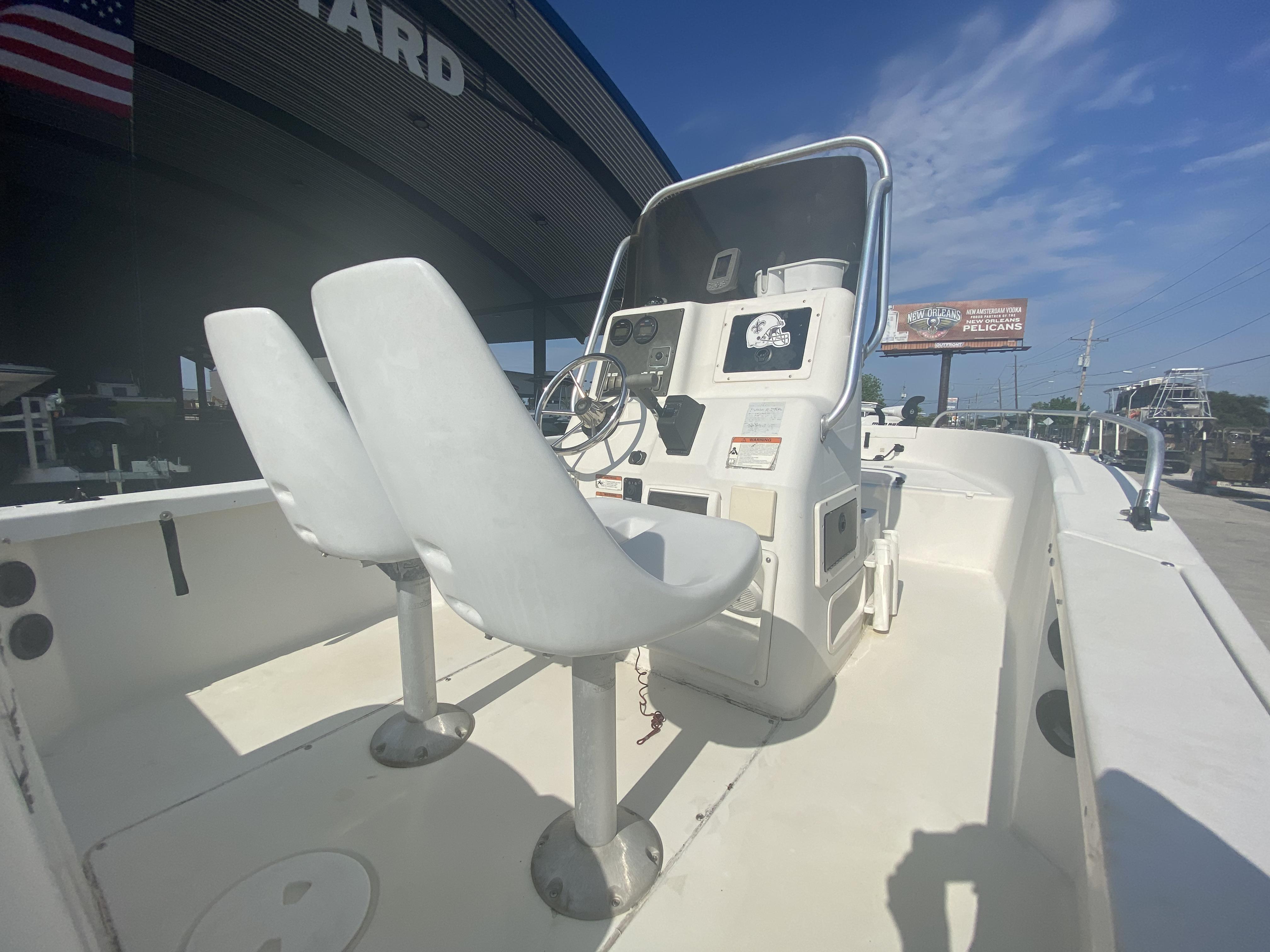 2004 Seaswirl boat for sale, model of the boat is 186 Striper & Image # 7 of 12