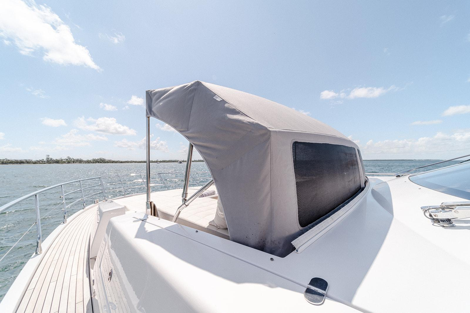 Bow Seating Canopy