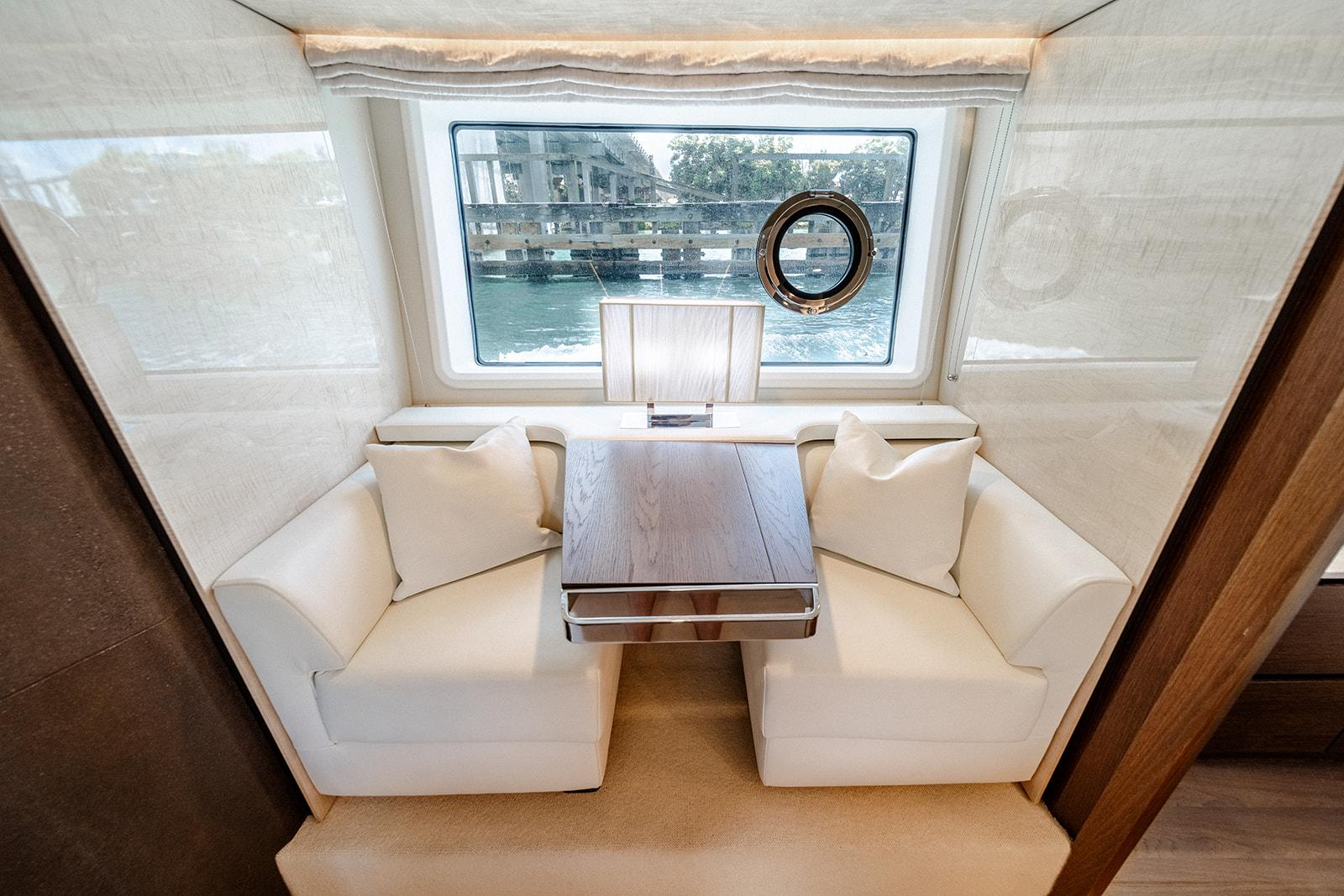 Master Stateroom Seating Area