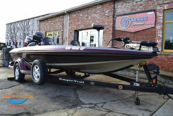 2008 RANGER BOATS 188VX for sale