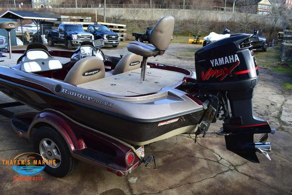 2008 Ranger Boats boat for sale, model of the boat is 188VX & Image # 3 of 47