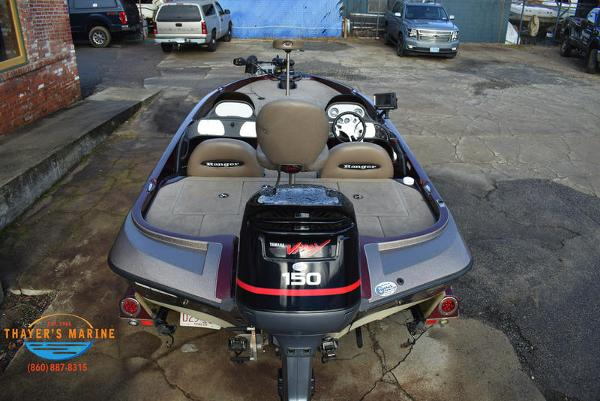 2008 Ranger Boats boat for sale, model of the boat is 188VX & Image # 9 of 47