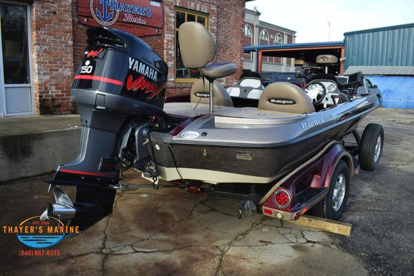 2008 Ranger Boats boat for sale, model of the boat is 188VX & Image # 11 of 47