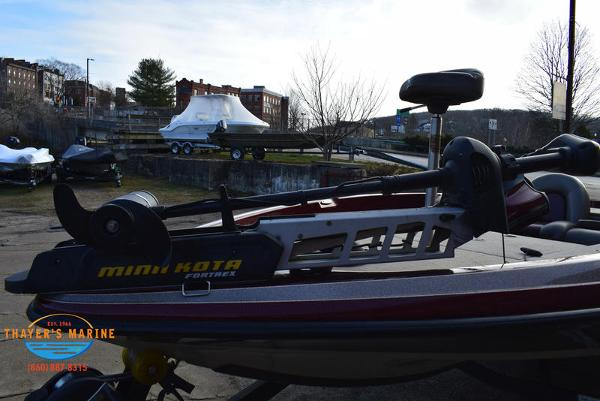 2008 Ranger Boats boat for sale, model of the boat is 188VX & Image # 12 of 47