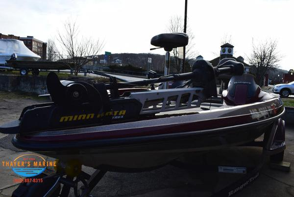 2008 Ranger Boats boat for sale, model of the boat is 188VX & Image # 30 of 47