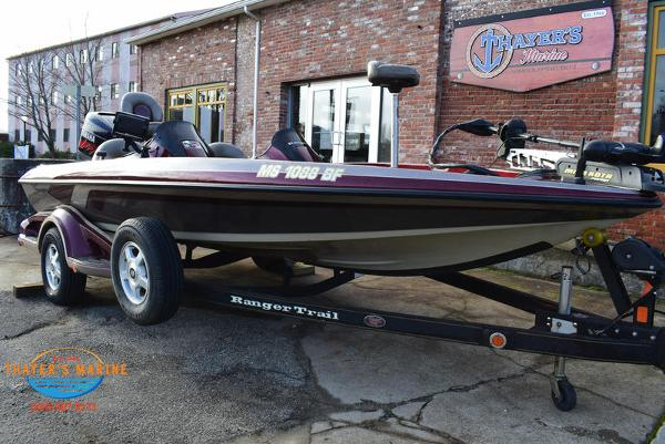 2008 Ranger Boats boat for sale, model of the boat is 188VX & Image # 44 of 47
