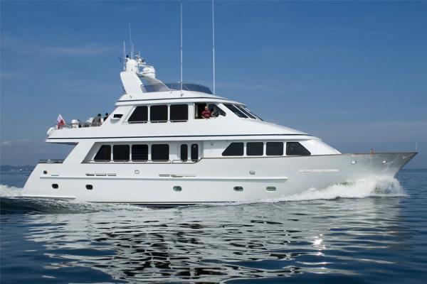2005 Conrad 88 Motor Yacht