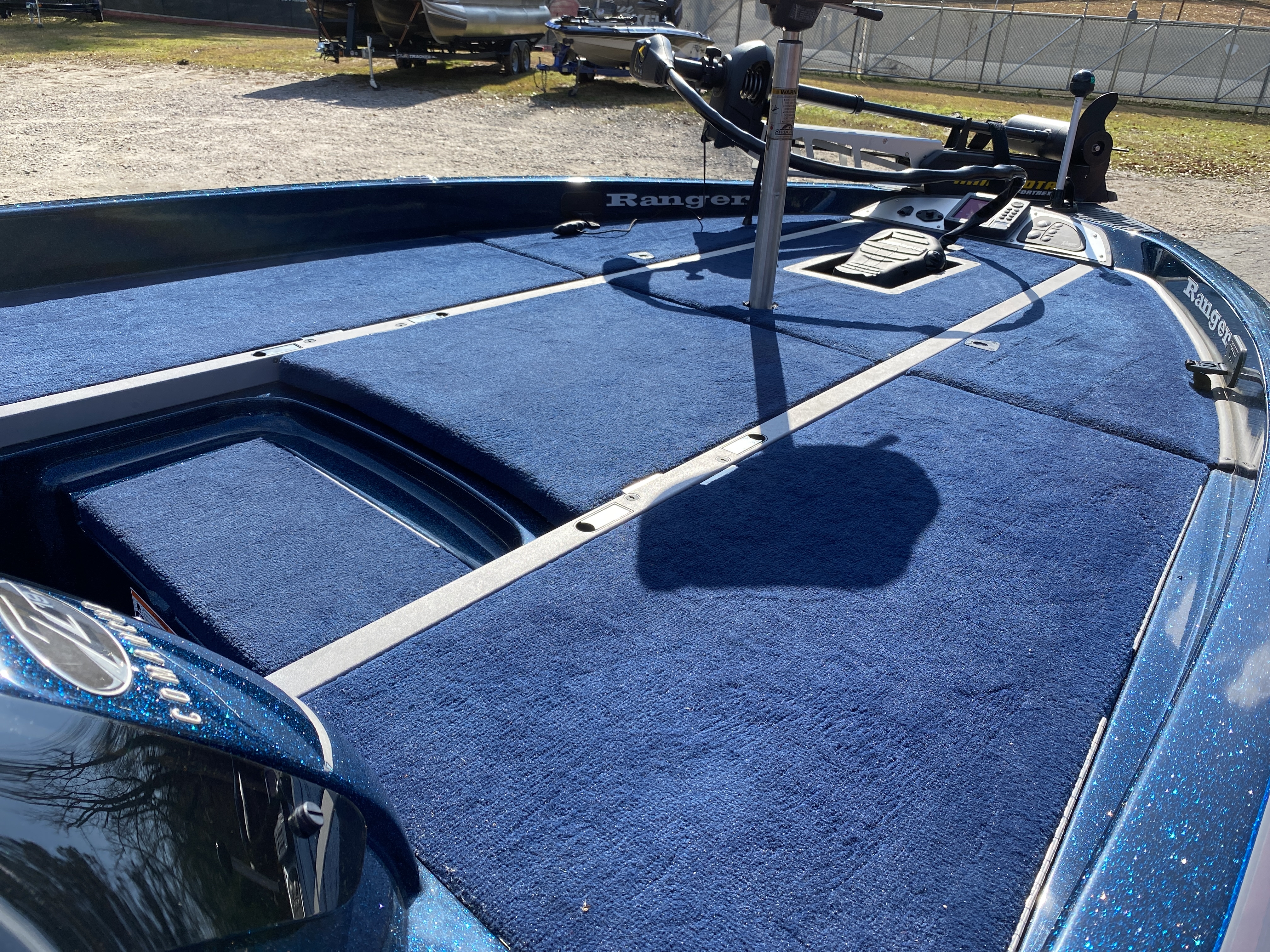 2006 Ranger Boats boat for sale, model of the boat is Z19 w/225hp & Image # 4 of 28