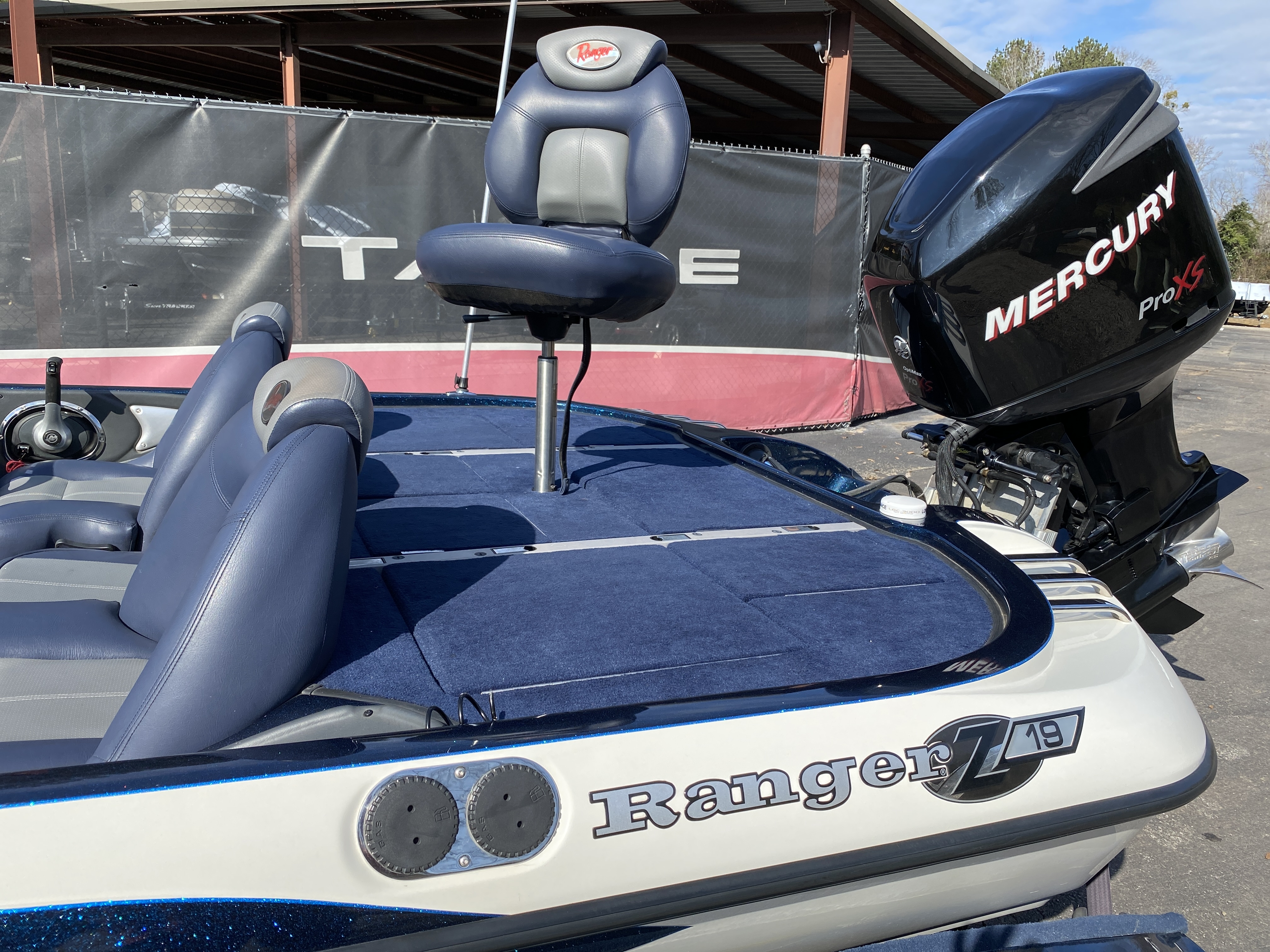 2006 Ranger Boats boat for sale, model of the boat is Z19 w/225hp & Image # 5 of 28