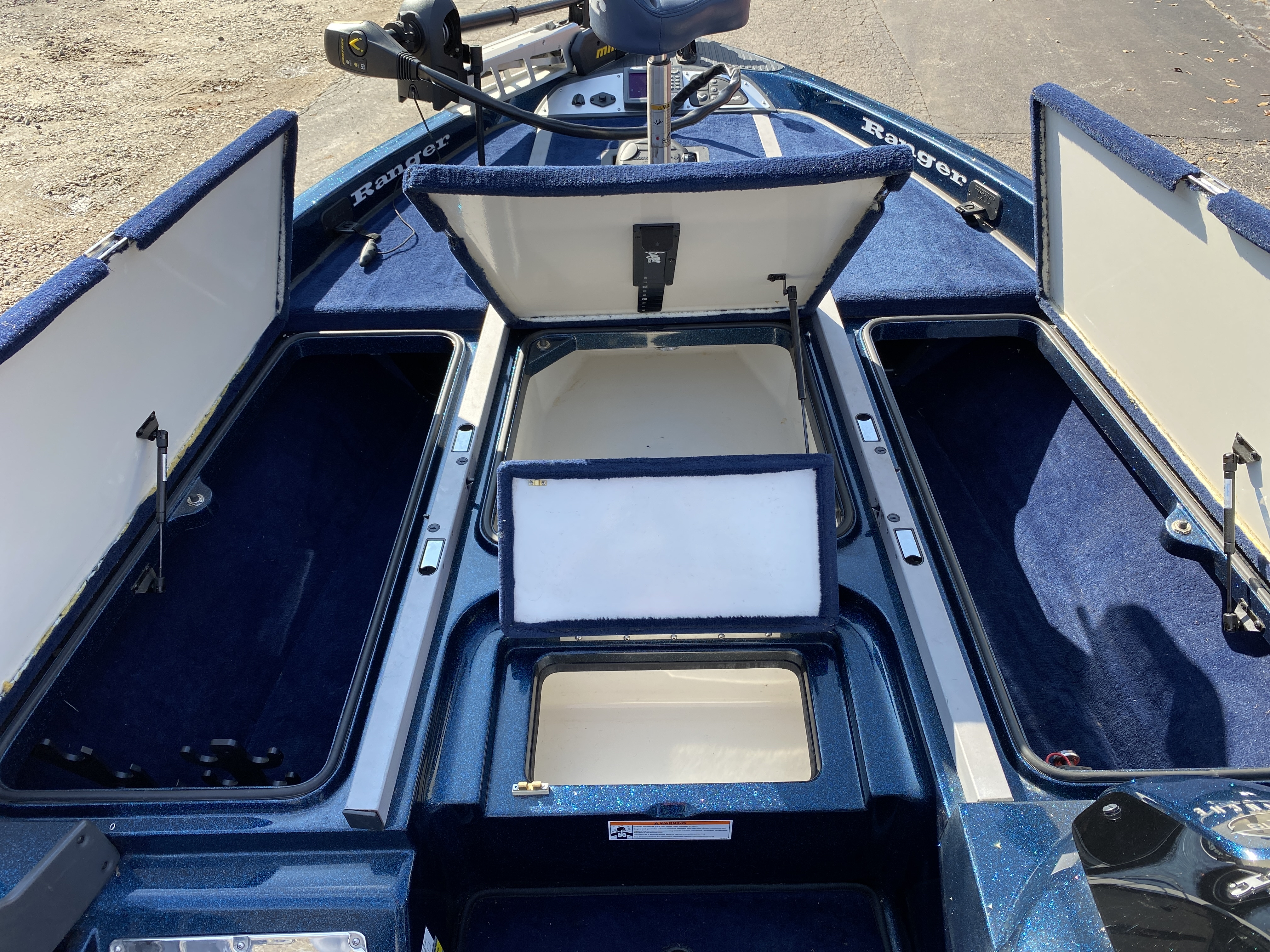 2006 Ranger Boats boat for sale, model of the boat is Z19 w/225hp & Image # 11 of 28