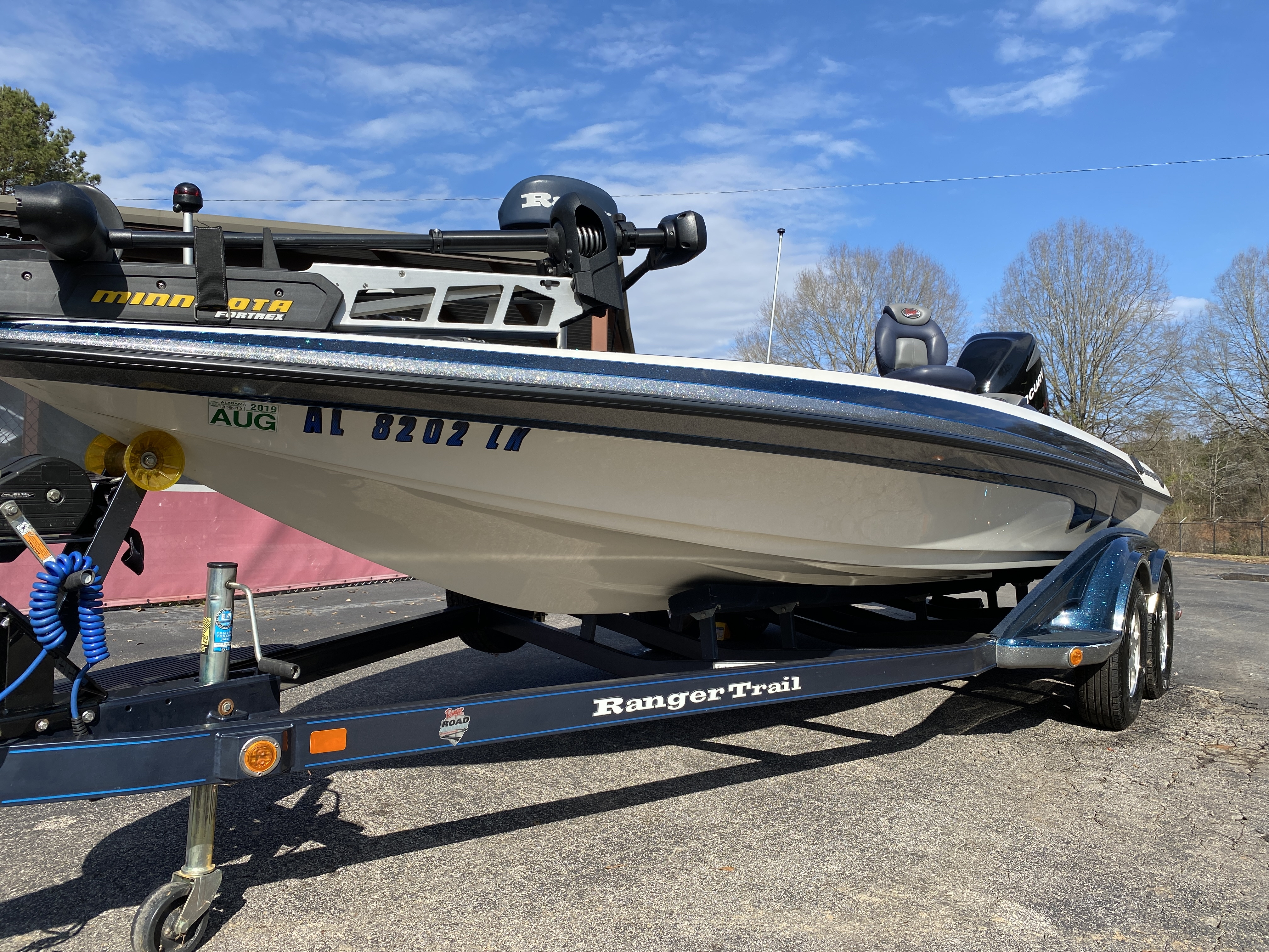 2006 Ranger Boats boat for sale, model of the boat is Z19 w/225hp & Image # 13 of 28