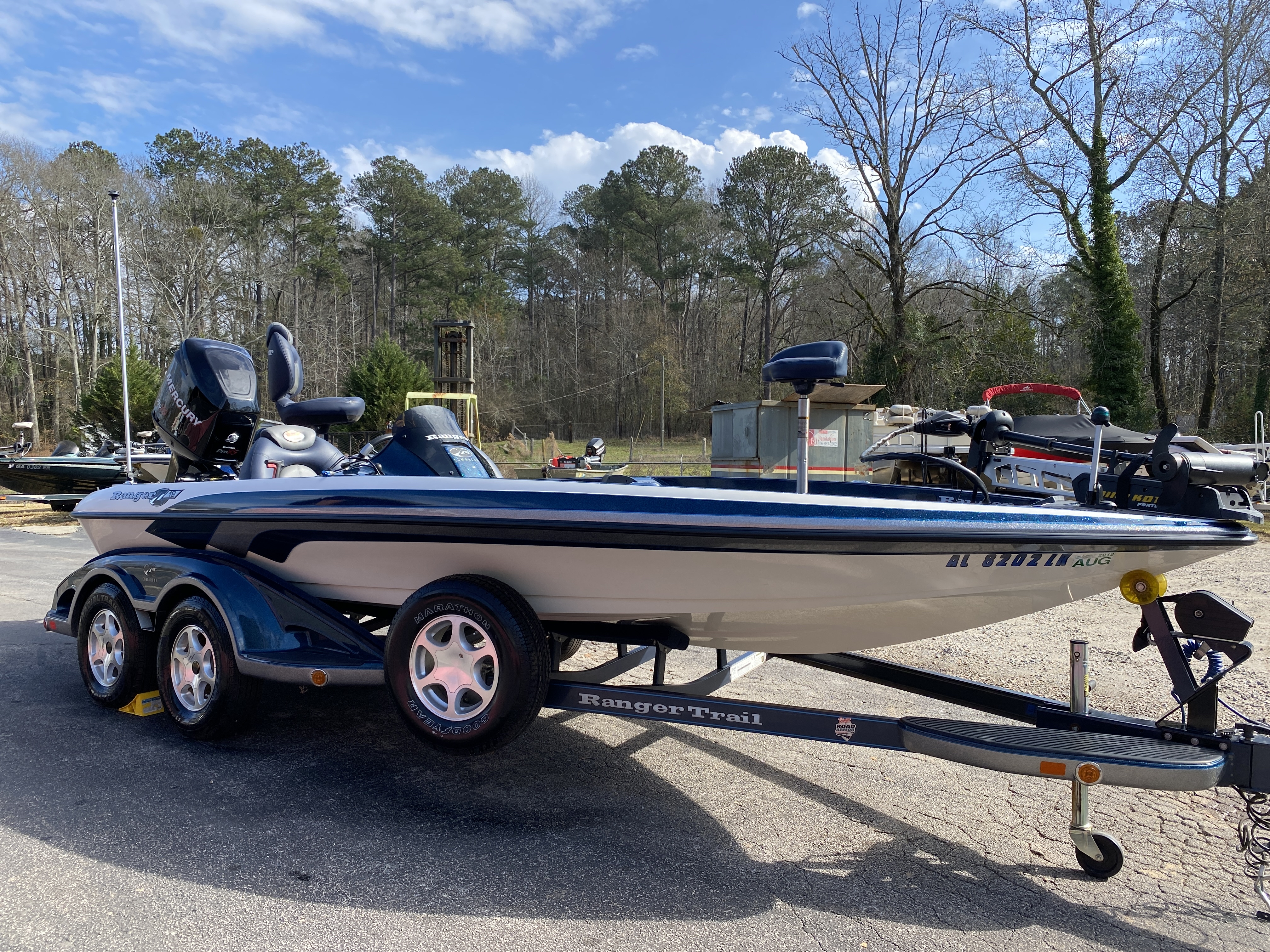 2006 Ranger Boats boat for sale, model of the boat is Z19 w/225hp & Image # 15 of 28