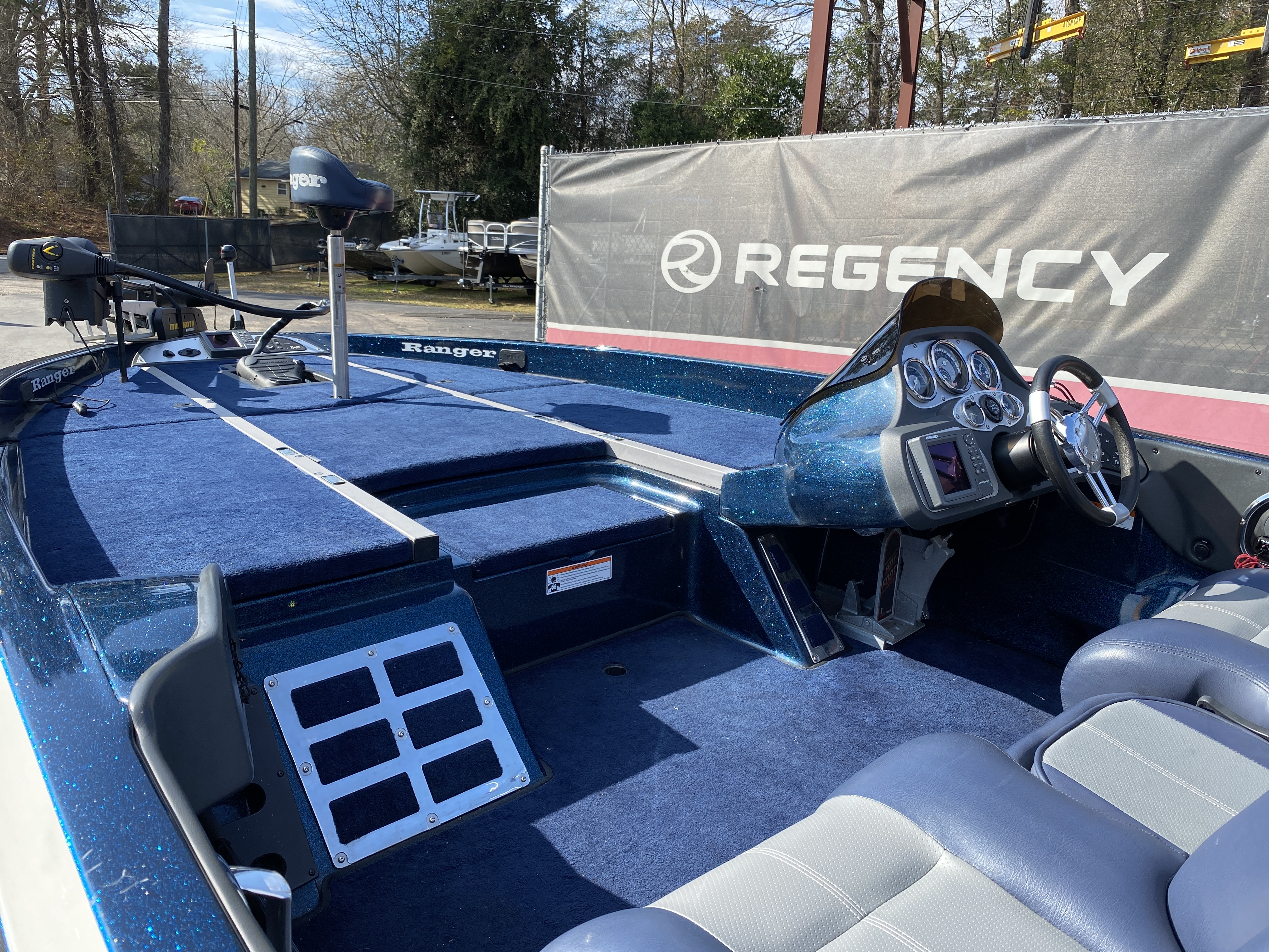 2006 Ranger Boats boat for sale, model of the boat is Z19 w/225hp & Image # 16 of 28