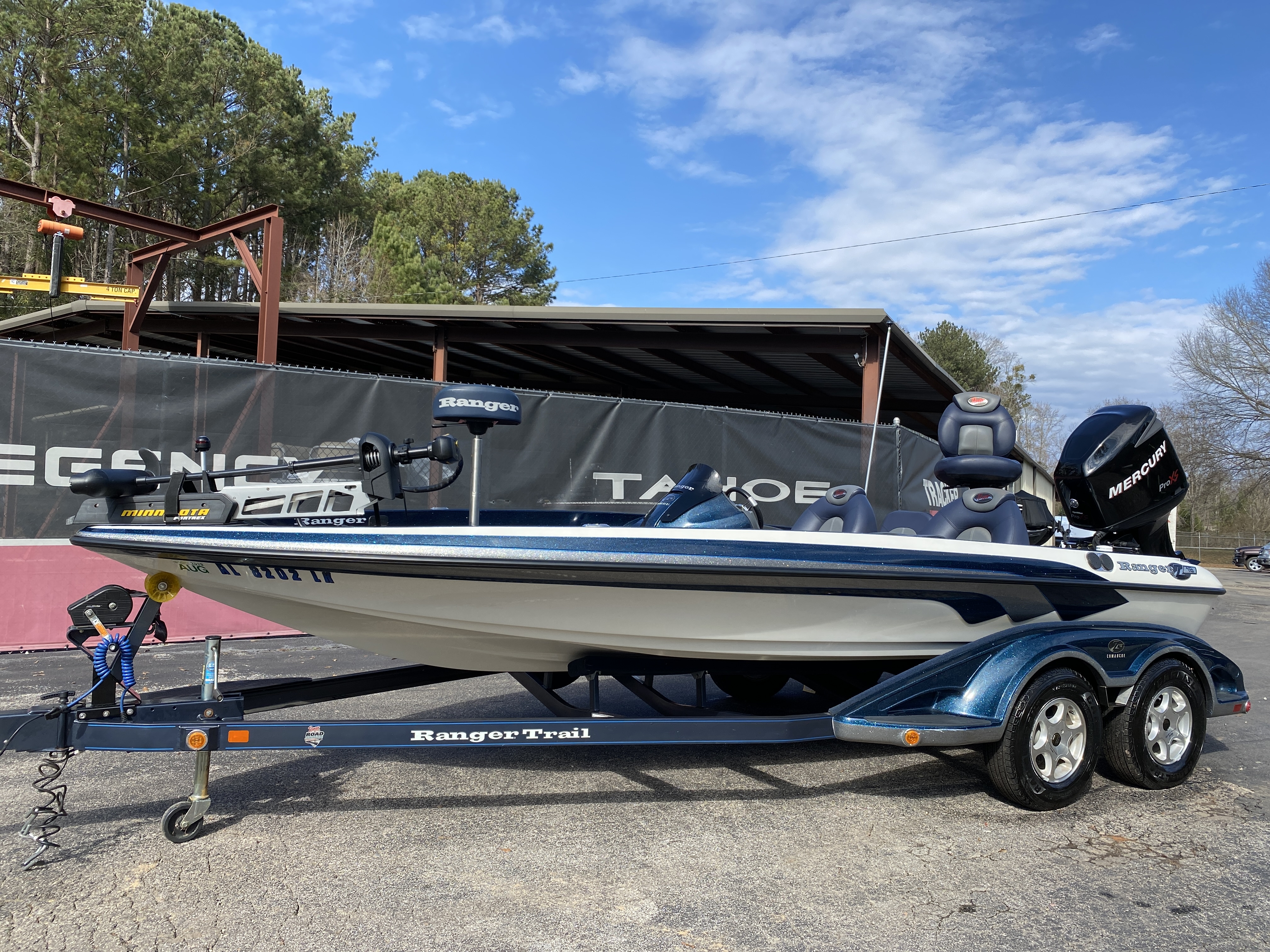 2006 Ranger Boats boat for sale, model of the boat is Z19 w/225hp & Image # 18 of 28