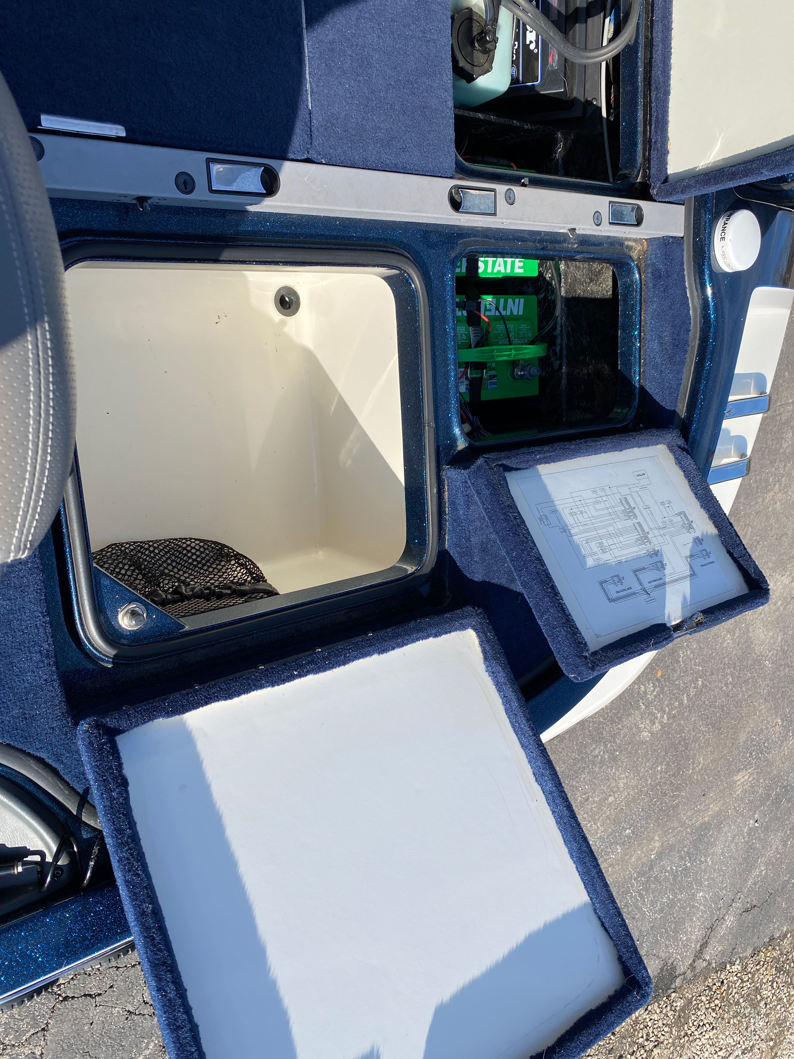 2006 Ranger Boats boat for sale, model of the boat is Z19 w/225hp & Image # 20 of 28