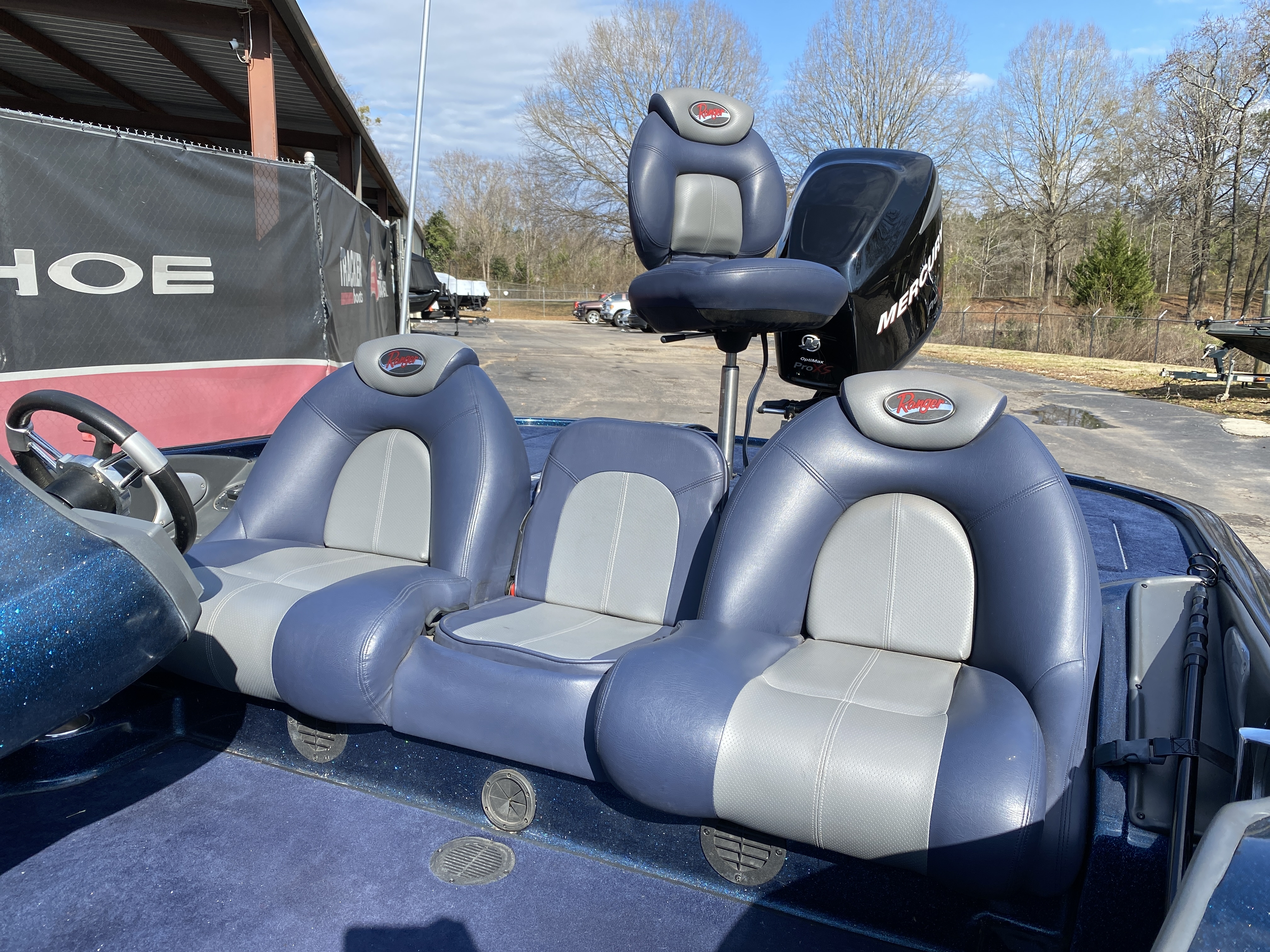 2006 Ranger Boats boat for sale, model of the boat is Z19 w/225hp & Image # 21 of 28