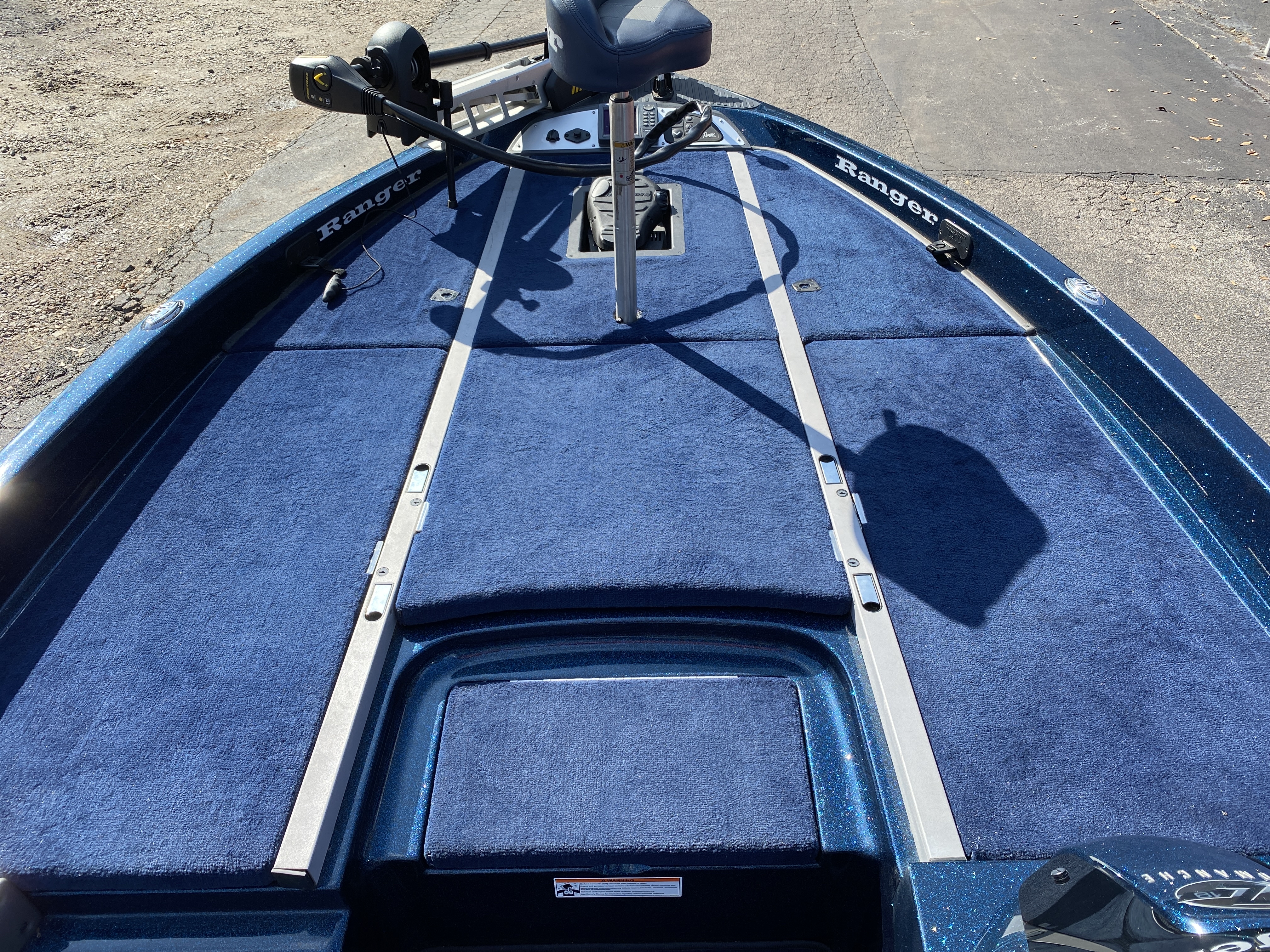 2006 Ranger Boats boat for sale, model of the boat is Z19 w/225hp & Image # 26 of 28
