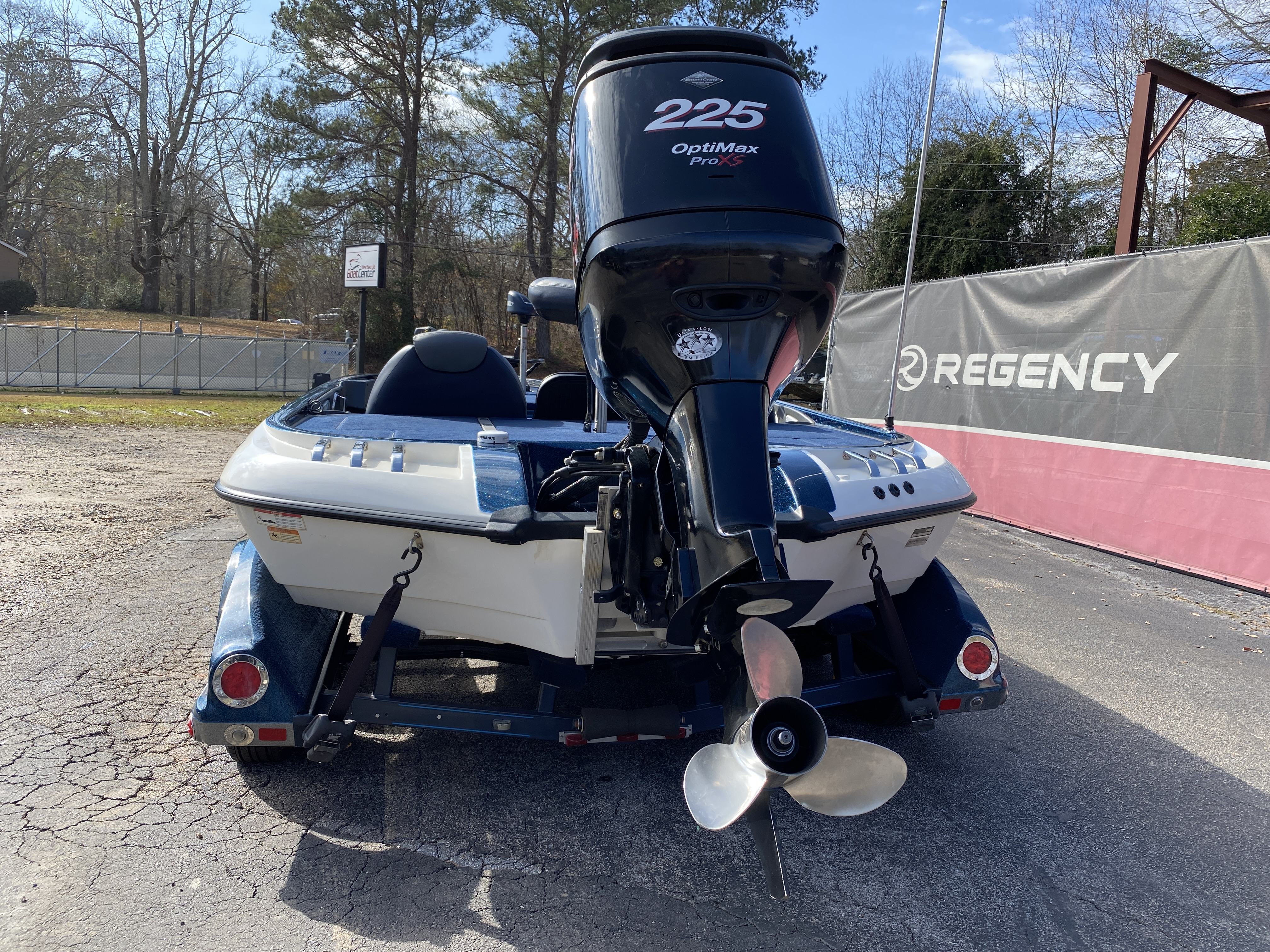 2006 Ranger Boats boat for sale, model of the boat is Z19 w/225hp & Image # 27 of 28