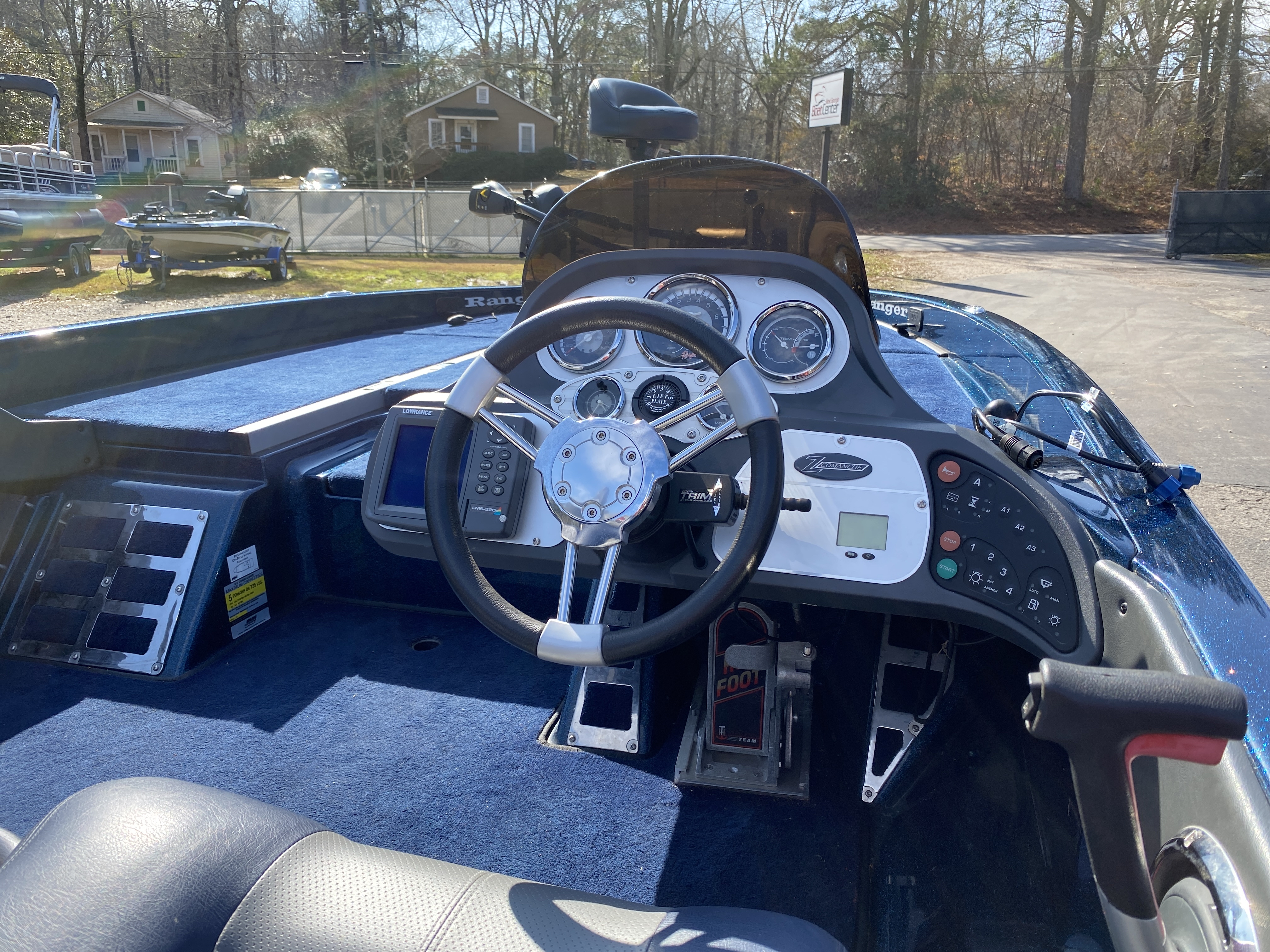 2006 Ranger Boats boat for sale, model of the boat is Z19 w/225hp & Image # 28 of 28