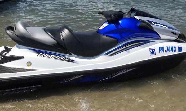 2013 Kawasaki Ultra LX