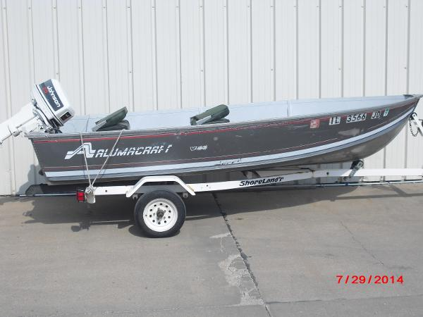 1993 ALUMACRAFT V14 for sale