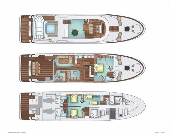 Picture Of:  98' MCP Tri-Deck 2007Yacht For Sale | 4 of 63