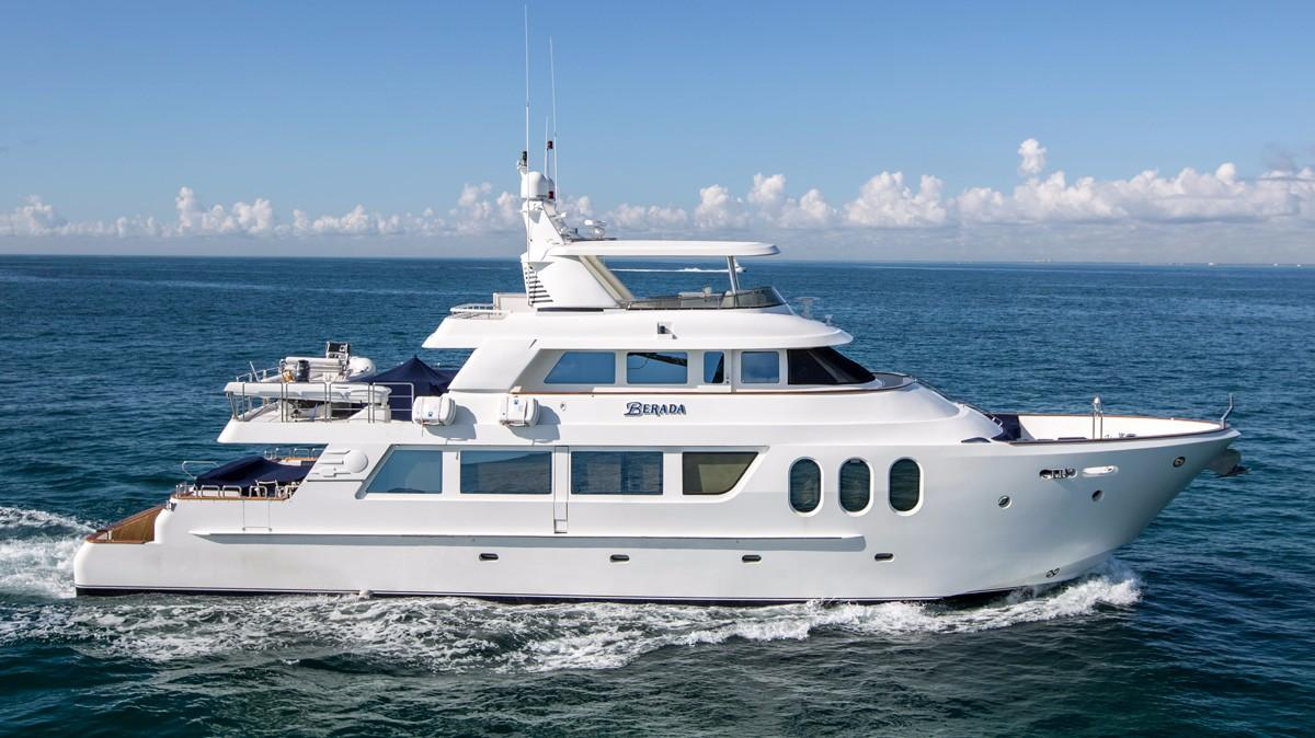 Picture Of:  98' MCP Tri-Deck 2007Yacht For Sale | 63