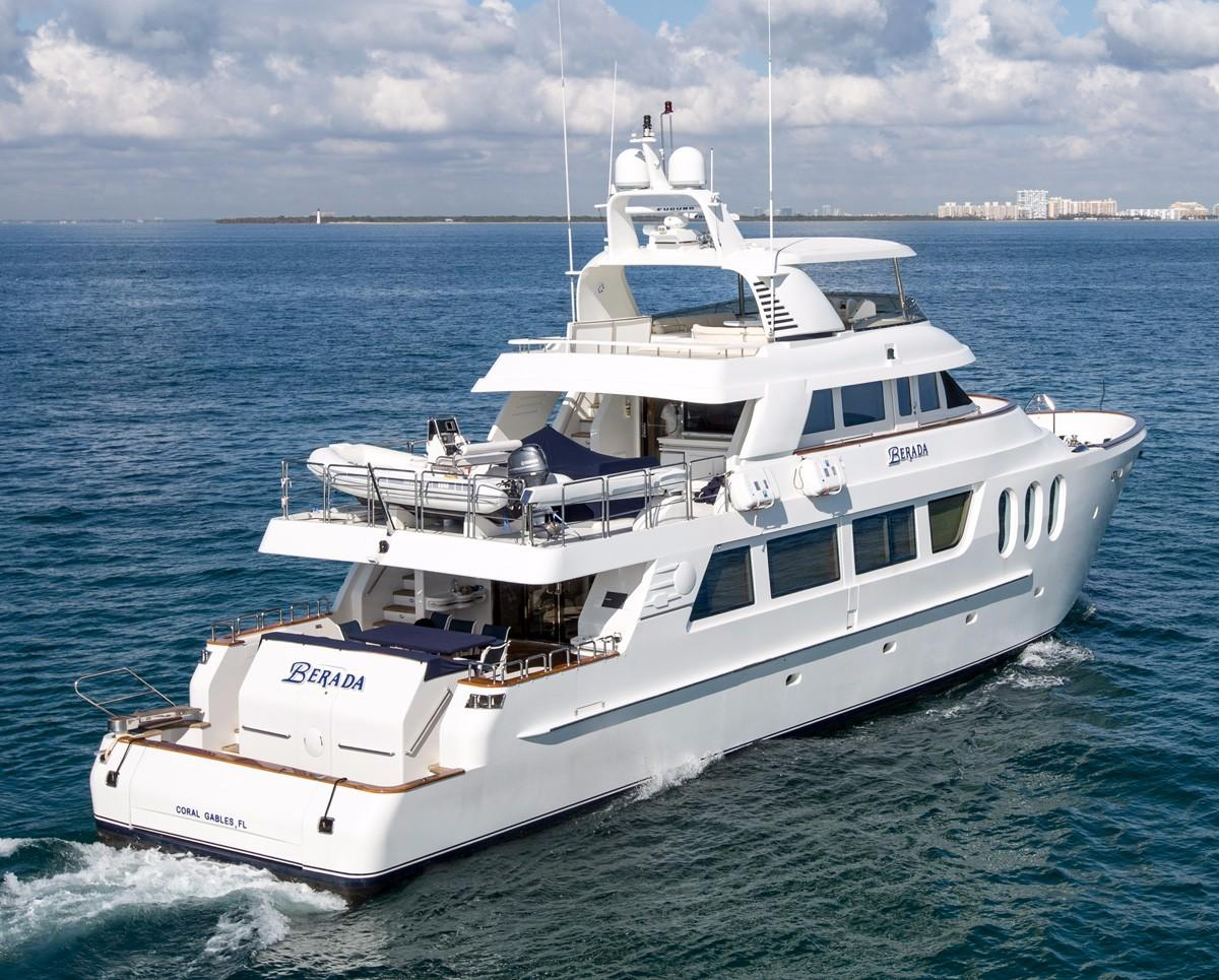 Picture Of:  98' MCP Tri-Deck 2007Yacht For Sale | 3 of 63