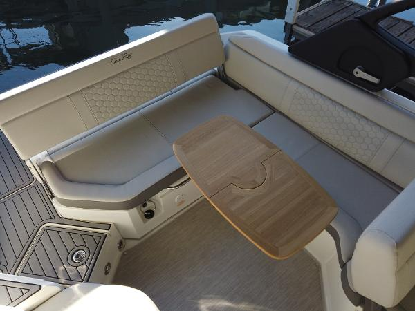 2021 Sea Ray boat for sale, model of the boat is SDX 250 & Image # 12 of 30