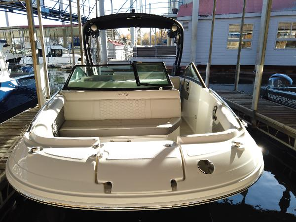 2021 Sea Ray boat for sale, model of the boat is SDX 250 & Image # 6 of 30