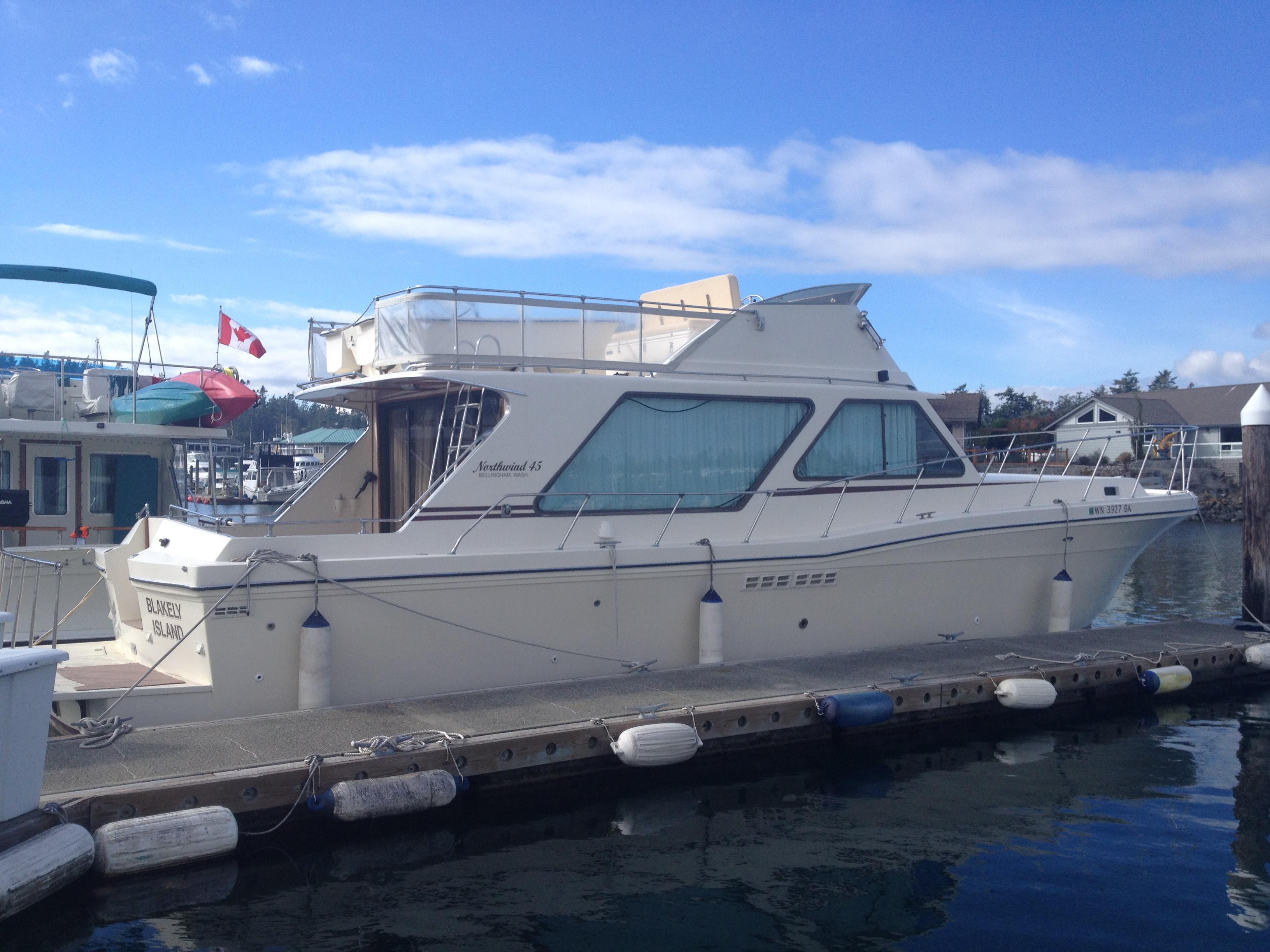 1981 Northwind Motoryacht