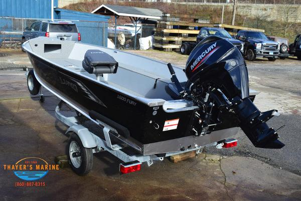 2021 Lund boat for sale, model of the boat is 1600 Fury Tiller & Image # 5 of 40