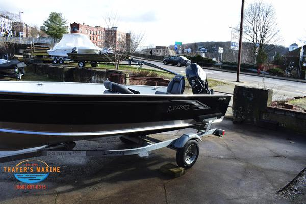 2021 Lund boat for sale, model of the boat is 1600 Fury Tiller & Image # 6 of 40