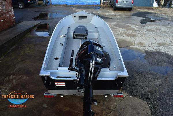 2021 Lund boat for sale, model of the boat is 1600 Fury Tiller & Image # 10 of 40