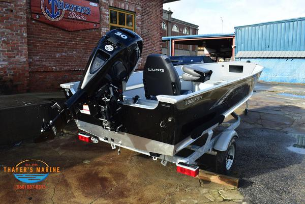 2021 Lund boat for sale, model of the boat is 1600 Fury Tiller & Image # 13 of 40