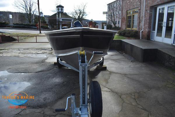 2021 Lund boat for sale, model of the boat is 1600 Fury Tiller & Image # 30 of 40