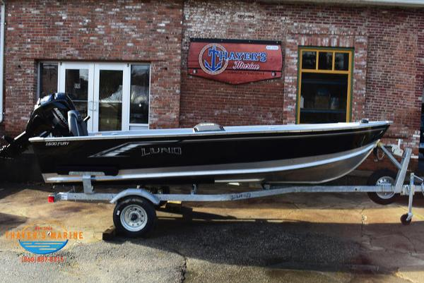 2021 Lund boat for sale, model of the boat is 1600 Fury Tiller & Image # 36 of 40