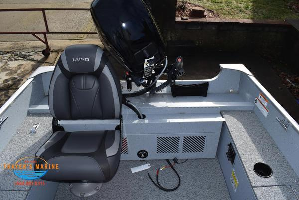 2021 Lund boat for sale, model of the boat is 1600 Fury Tiller & Image # 38 of 40
