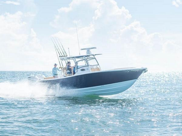 2021 SPORTSMAN BOATS OPEN 312 for sale