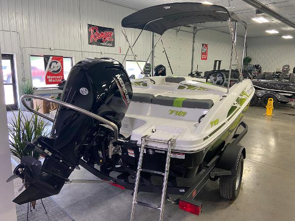 2022 Tahoe boat for sale, model of the boat is T18 & Image # 2 of 8