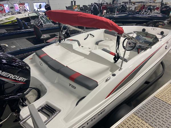 2022 Tahoe boat for sale, model of the boat is T18 & Image # 6 of 8