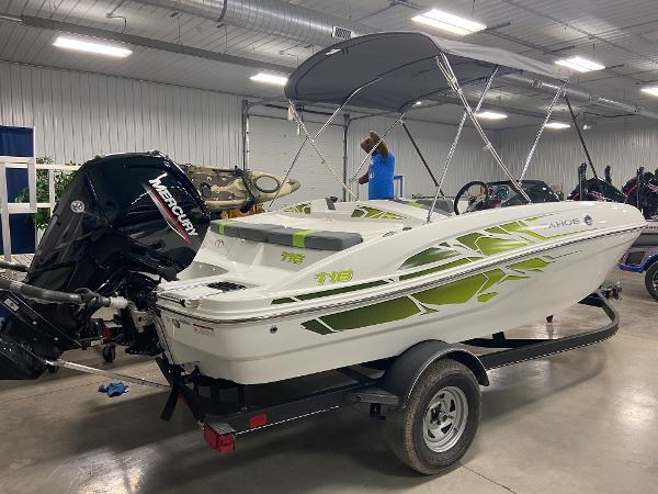 2022 Tahoe boat for sale, model of the boat is T18 & Image # 8 of 8