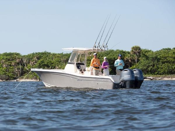 2021 Grady-White boat for sale, model of the boat is Fisherman 257 & Image # 2 of 20