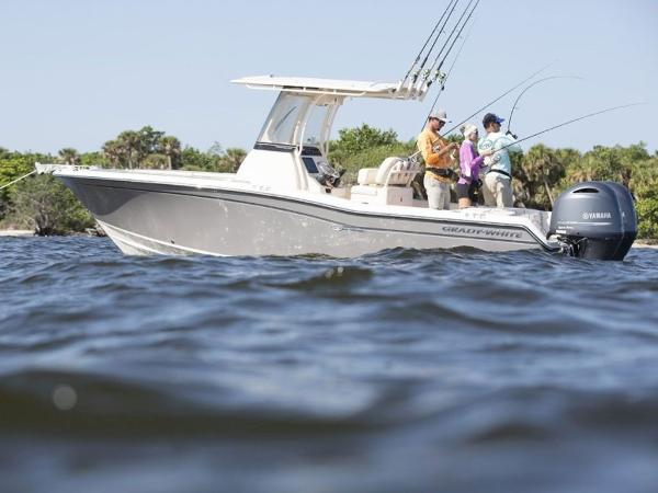 2021 Grady-White boat for sale, model of the boat is Fisherman 257 & Image # 8 of 20